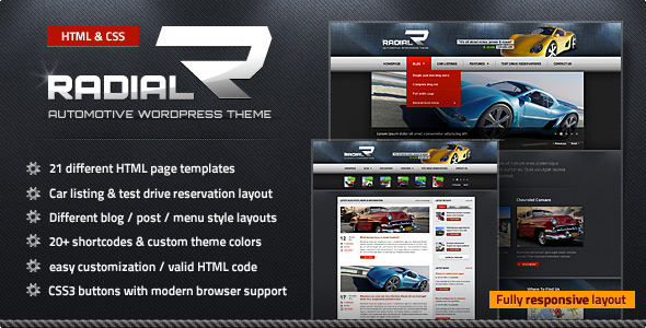 radial-premium-automotive-tech-wordpress-theme
