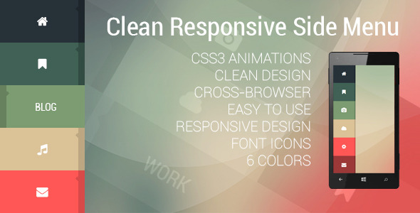 clean-responsive-side-menu