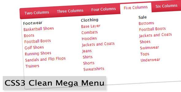 css3-clean-menu-menu