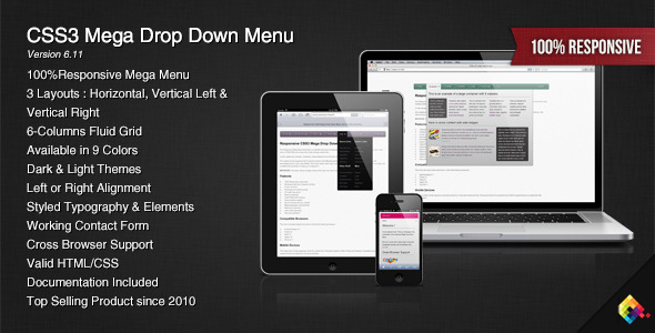 css3-mega-drop-down-menu