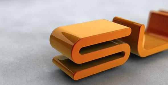 25 Logo Effect Cinema 4D Project Templates – Design Freebies