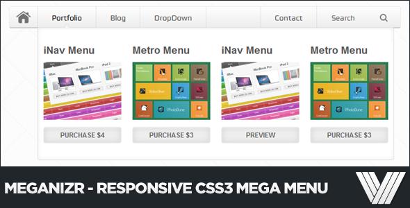 meganizr-responsive-css3-mega-menu