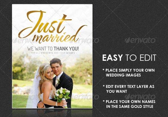 15 great wedding flyer templates  u2013 design freebies