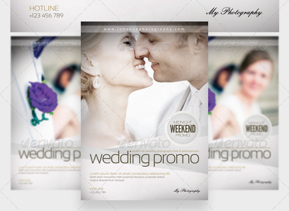 photography brochure template free - 15 great wedding flyer templates design freebies