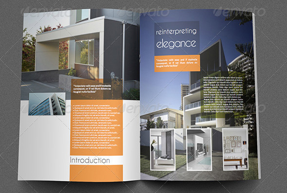 29 beautiful architecture brochure templates  u2013 design freebies