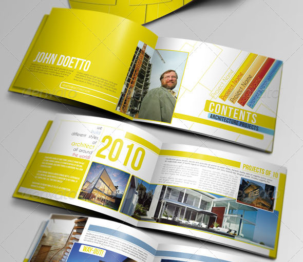 20 beautiful architecture brochure templates  u2013 design freebies