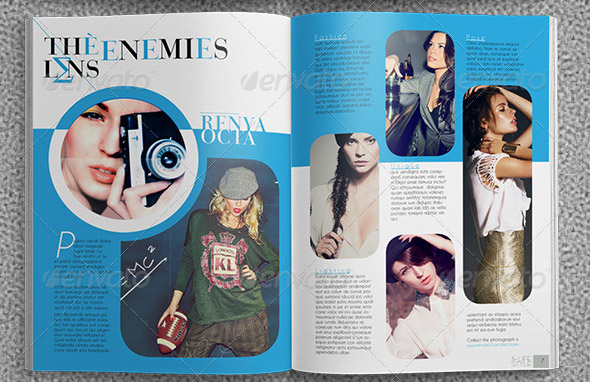 10 Useful LifeStyle InDesign Magazine Templates – Design Freebies