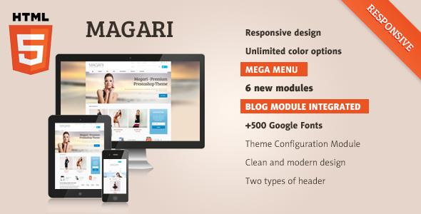 magari-responsive-opencart-theme