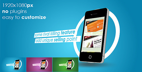 15 great app promo adobe after effects templates  u2013 design