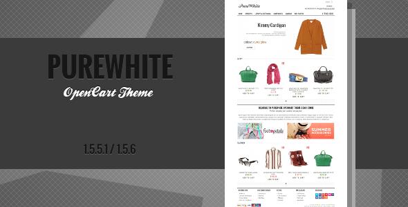 purewhite-premium-opencart-theme