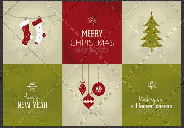 17 great christmas party invitation card eps ai psd design freebies. Black Bedroom Furniture Sets. Home Design Ideas
