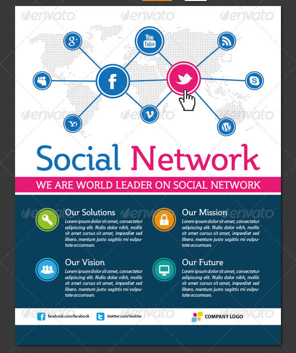 social flyer oker whyanything co