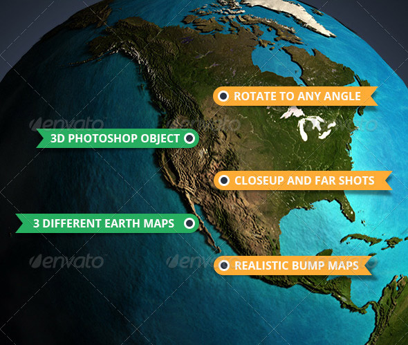 3d-photoshop-earth-infographics-set