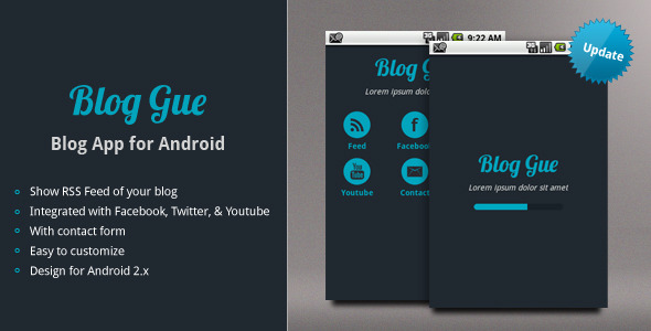 Blog Gue Blog App for Android