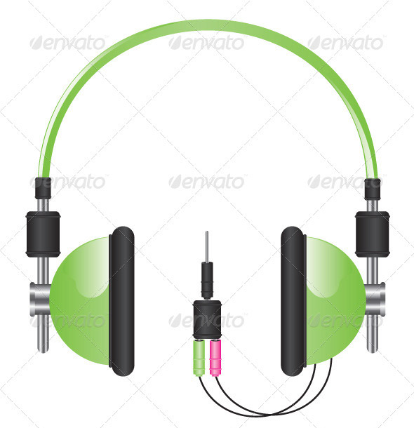 Headphones-illustration