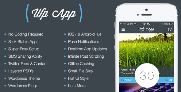 Universal WP App