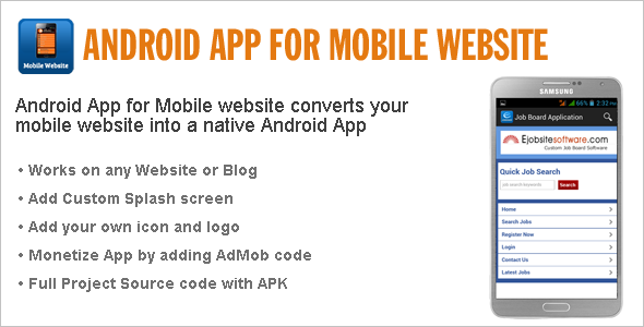 android-app-for-mobile-website