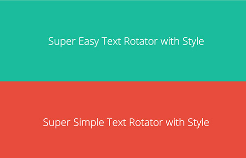 jquery-simple-text