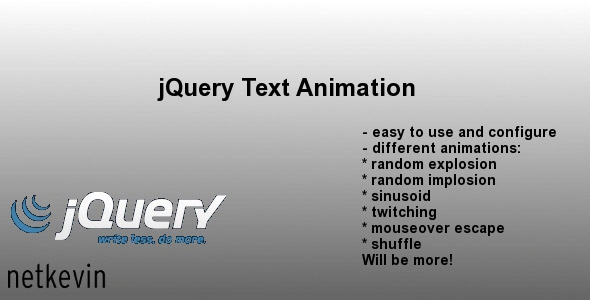 jquery-text-animation