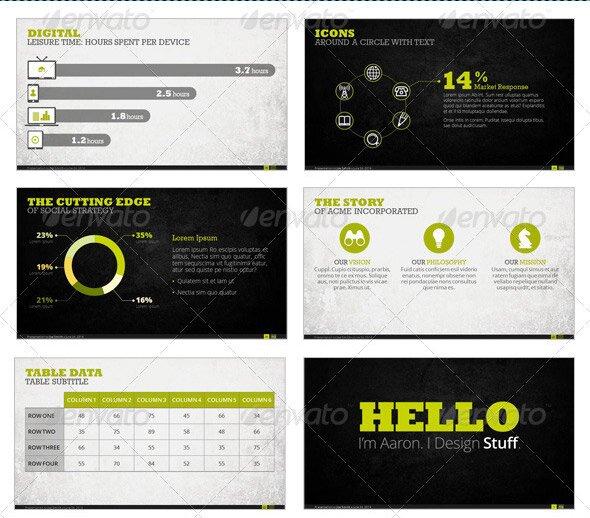 Premium-Digital-Presentaton-Template