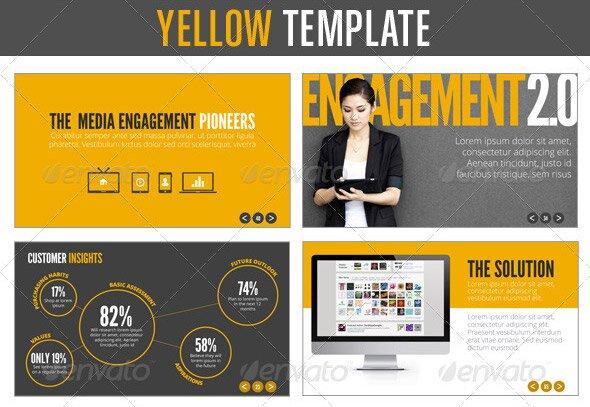 18 creative social media powerpoint presentation templates