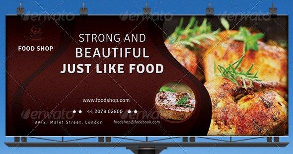 20 great digital signage templates for restaurant  u2013 design