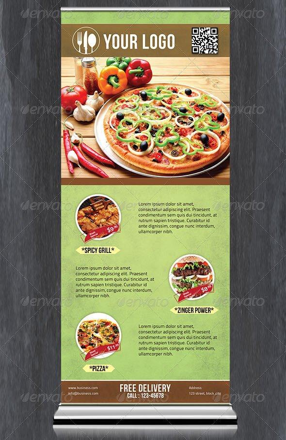 37 Great Digital Signage Templates For Restaurant Design
