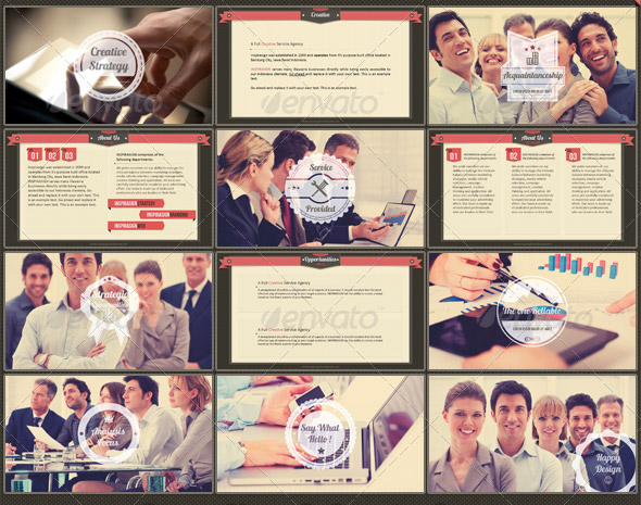 Retro-Business-Creative-Agency-Powerpoint-Template