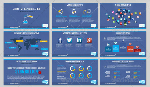Social media apps future social media proposal ppt for Nonprofit social media strategy template