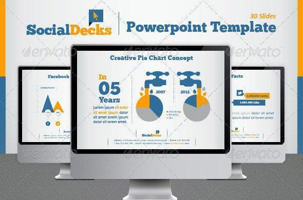 SocialDecks-Powerpoint-Template