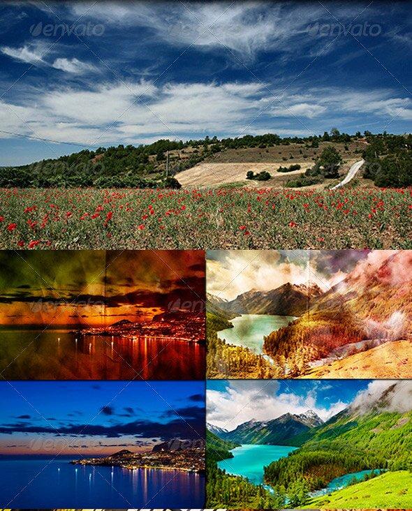 Horizontal-Grunge-Fantasy-Dream-Photo-Effect