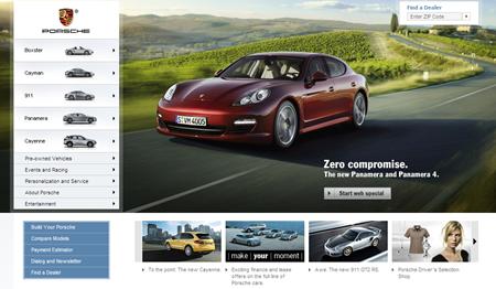 Porsche AG USA