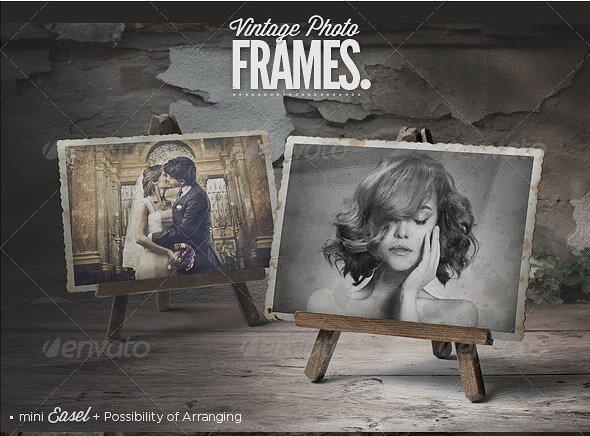 Premium-Vintage-Photo-Frames