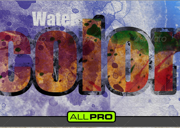 Watercolor-Photoshop-Text-Styles