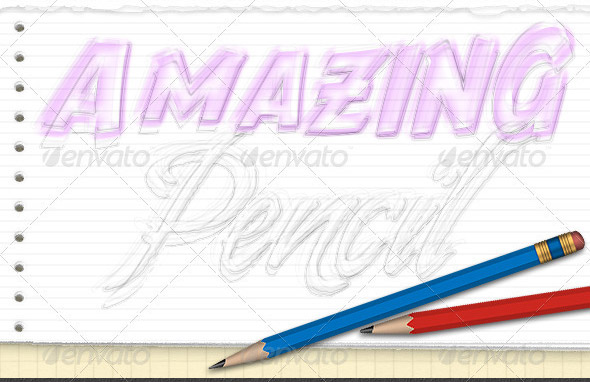 pencil-creator-photoshop-actions