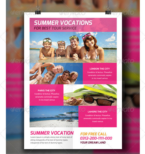 14 beautiful travel flyer templates design freebies travel tours flyer template maxwellsz