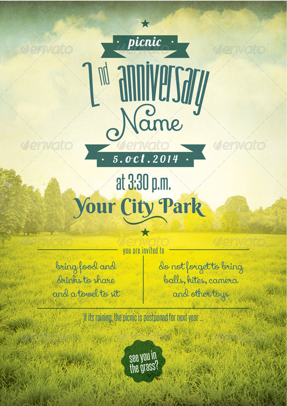 13 great birthday flyer templates  u2013 design freebies