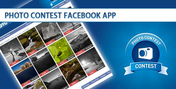 Photo Contest Facebook App script