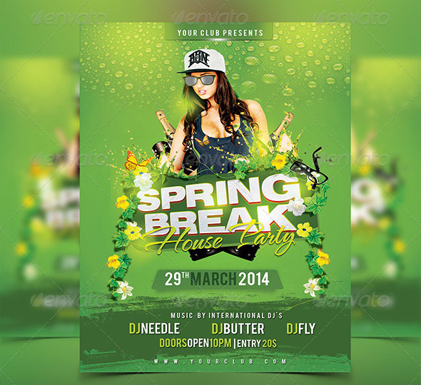 Spring-Break-House-Party