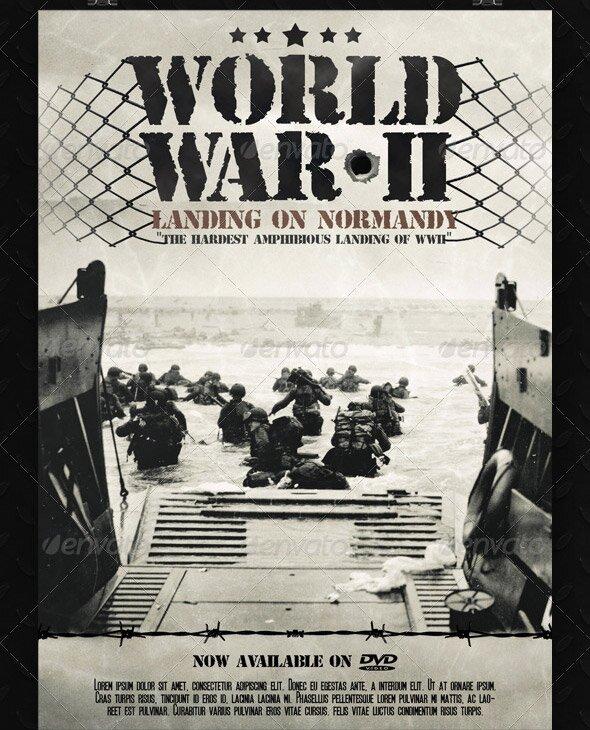 World-War-II-Movie-Poster