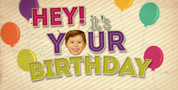 17 Great After Effects Templates For Birthday Party – Design Freebies