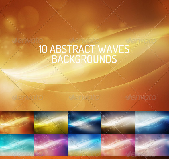 50-Abstract-Waves-Backgrounds-Bundle
