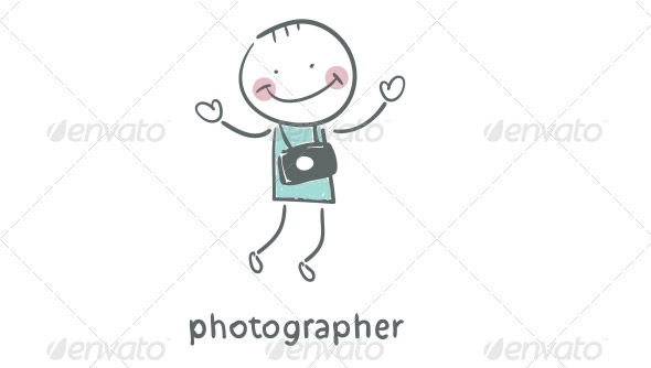 Photographer-smile