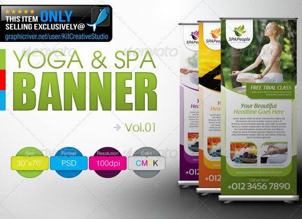 Simple-Yoga-&-SPA-Banner-Vol