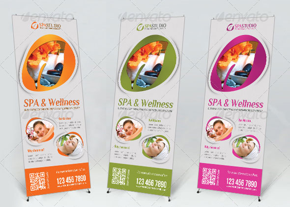 20 Great Spa And Beauty Salon Banner Psds Design Freebies
