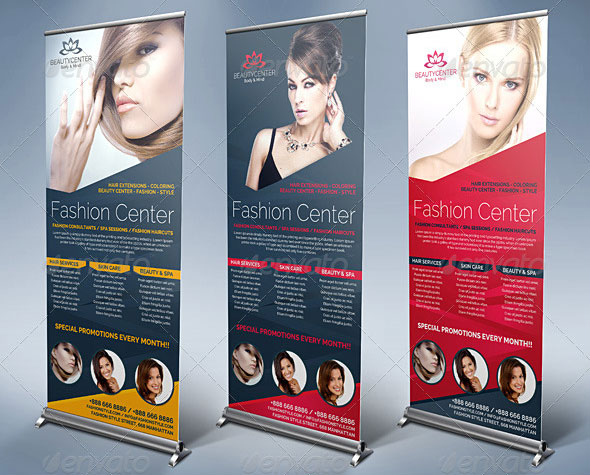Fashion Valley Beauty Salon: 20+ Great Spa And Beauty Salon Banner (PSDs)