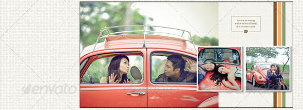 Pre Wedding Photo Templates