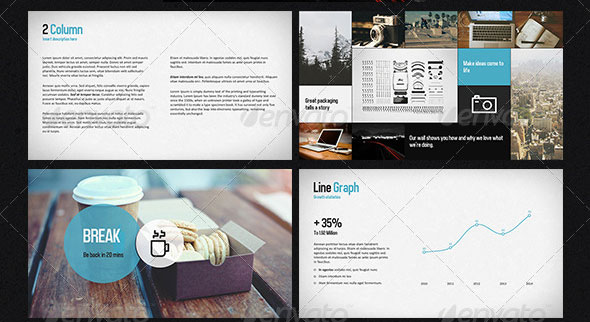 Useful Keynote Presentation Templates  Design Freebies