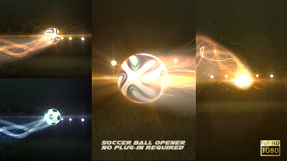 17 Great After Effects Templates For Soccer Sport Opener & Promo ...