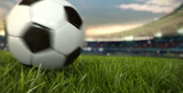 17 Great After Effects Templates For Soccer Sport Opener ... Rolling Soccer Ball Picture